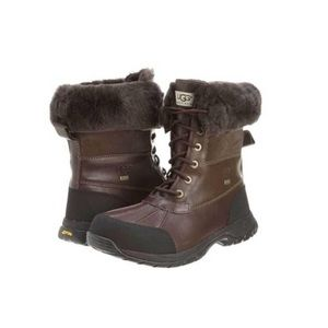 "Ugg ""Butte"" Brown Winter Boots - Men's Size 8"